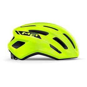 MET Miles Helmet, amarillo